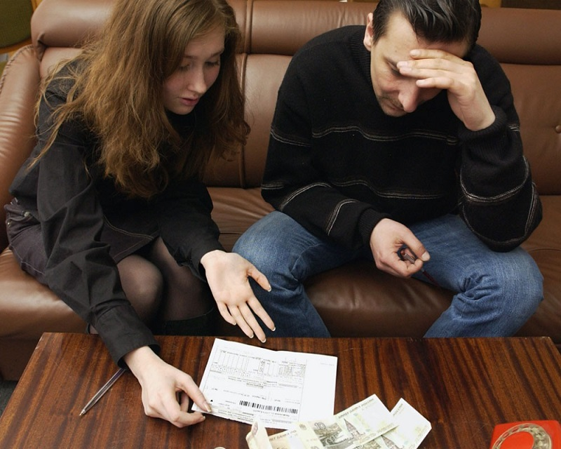 последствия неуплаты счетов по ЖКХ