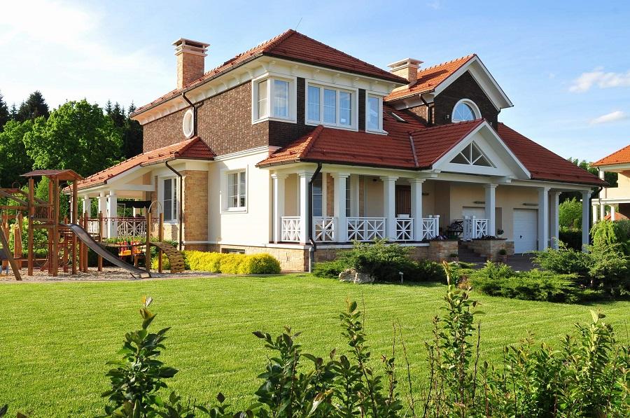 Сколько метров составляет придомовая территория многоквартирного дома