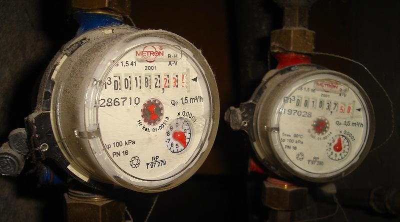 срок замены счетчиков на горячую и холодную воду