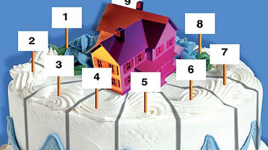 Долевое участие в строительстве жилья
