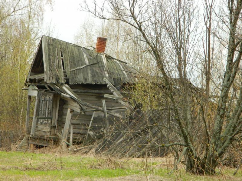 Как снять с кадастрового учета разрушенный или сгоревший дом