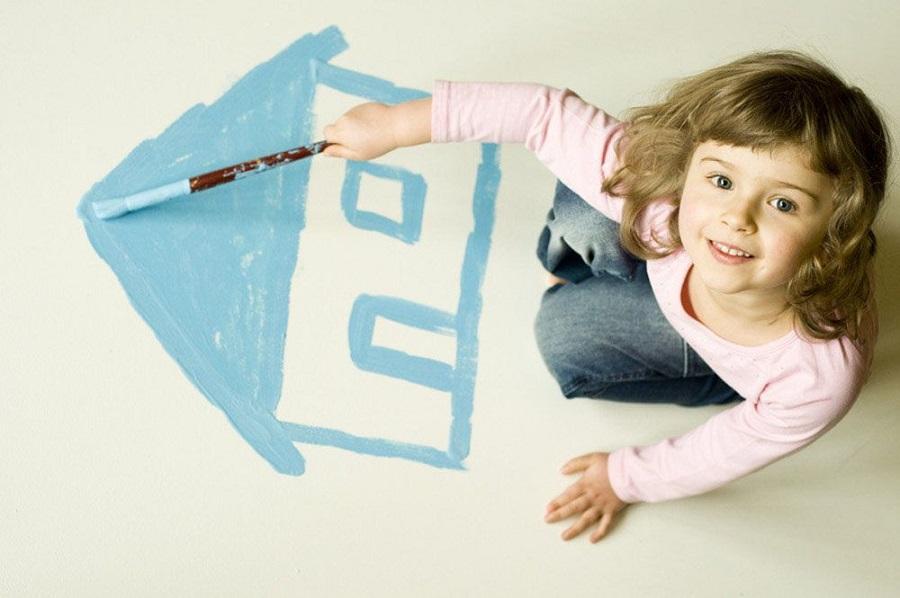 Договор дарения недвижимости ребенку