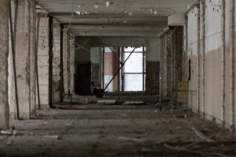 Перепланировка нежилого помещения в нежилом здании