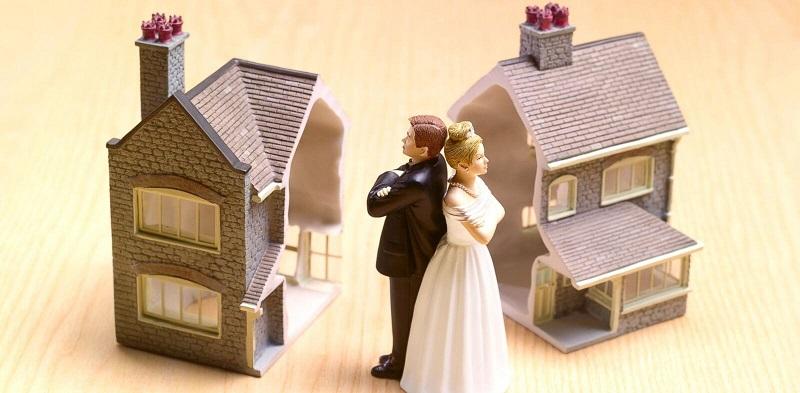 как происходит раздел имущества при разводе?