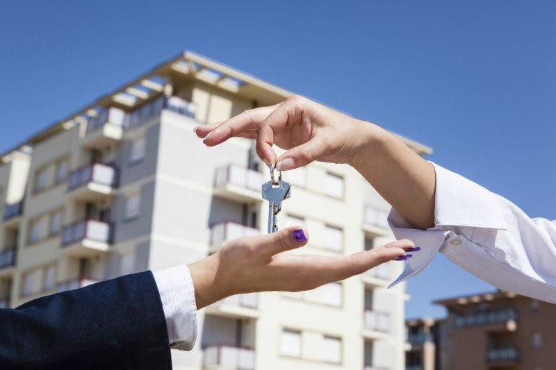как делить квартиру при разводе, которая находится в ипотеке