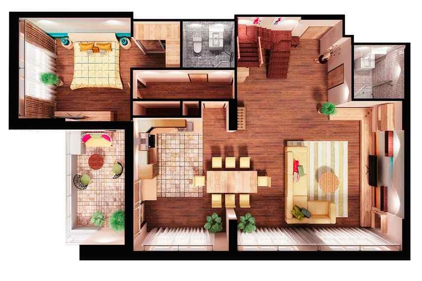 правила перепланировки ипотечной недвижимости