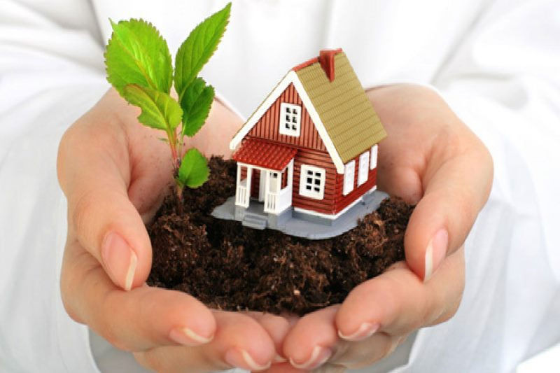 Как подарить дом с земельным участком