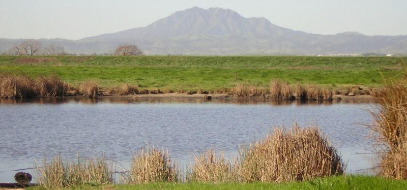 режим пользования землями водного фонда