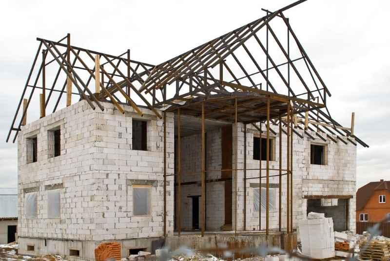 Получение налогового вычета при строительстве жилого дома