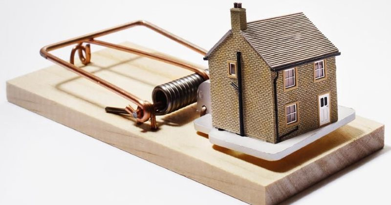 как снять обременение с жилья