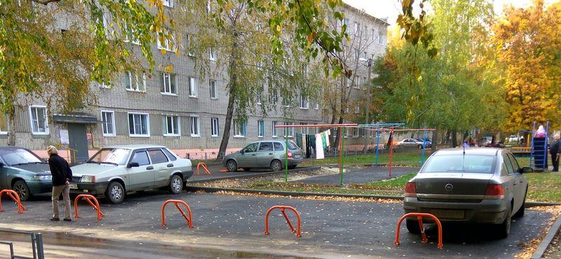 захват парковочных мест во дворах куда жаловаться
