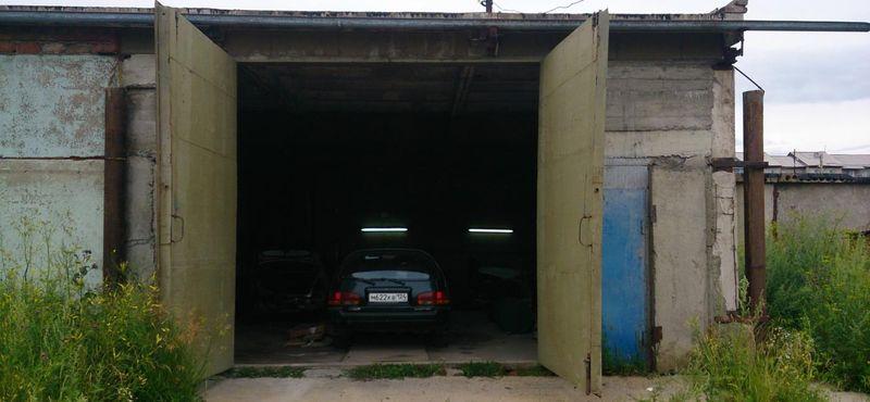 договор купли продажи гаража с землей