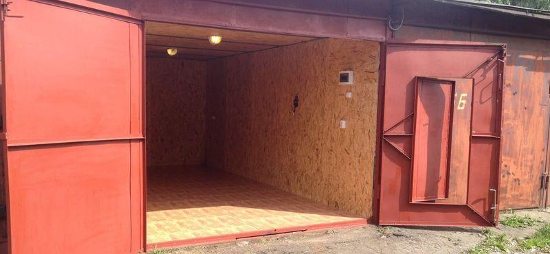акт приема передачи гаража в аренду