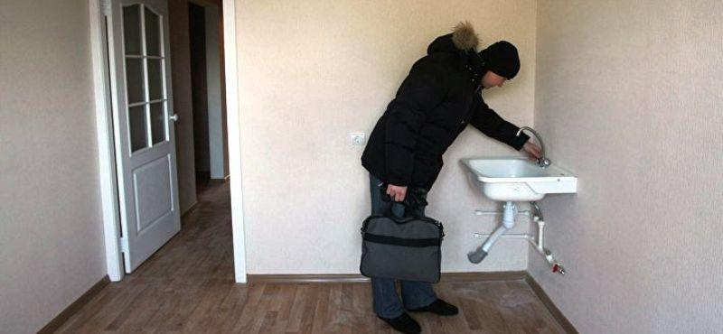 как принимать новую квартиру у застройщика с отделкой