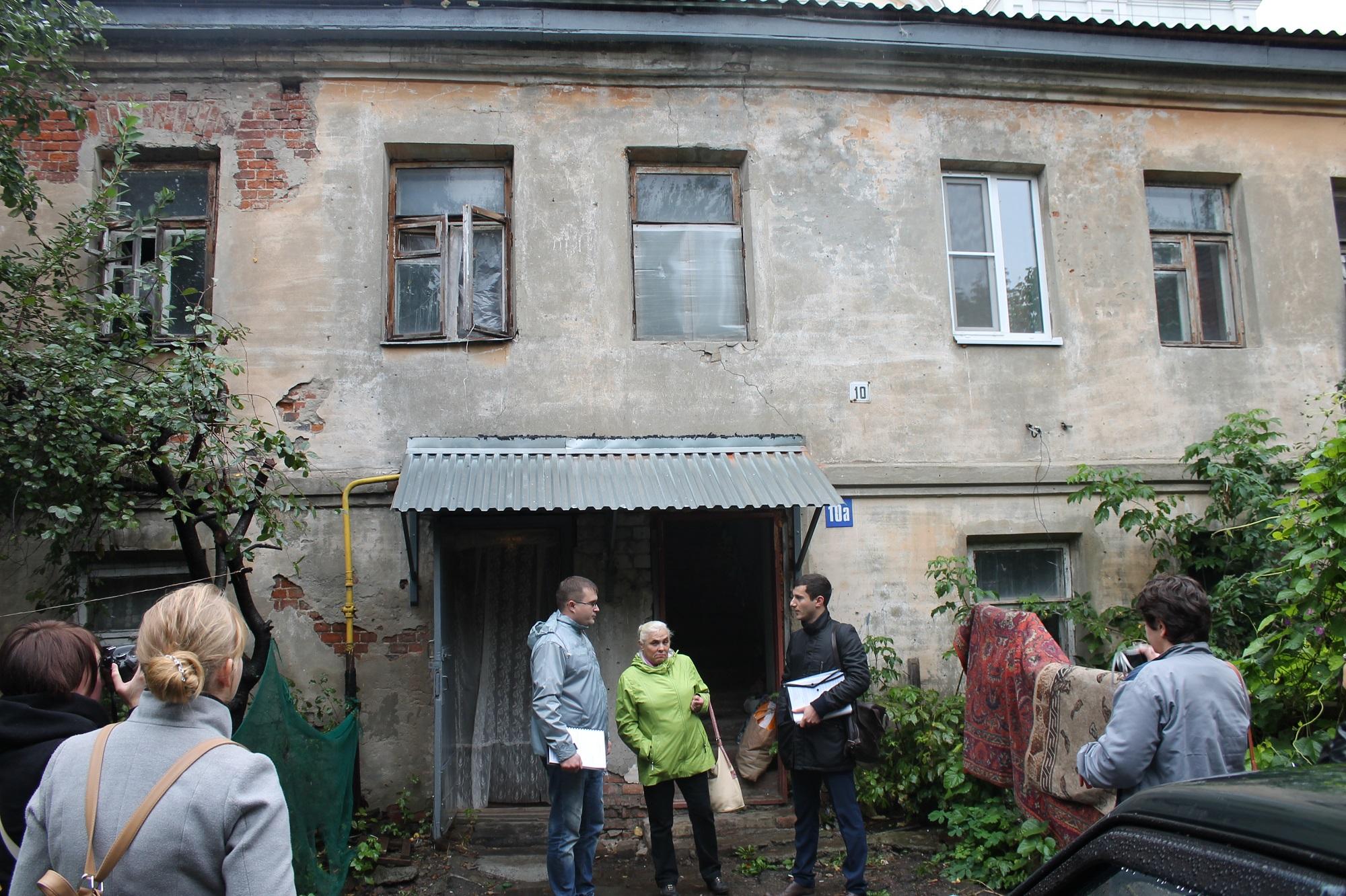 Механизм переселения из аварийного дома в 2019 году